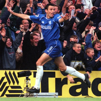 Football Flashback: Chelsea 5-0 Man Utd, Premiership, 3 October 1999