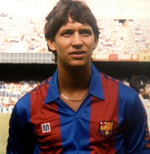 Classic Moments: Gary Lineker scores hat-trick for Barcelona against Real Madrid