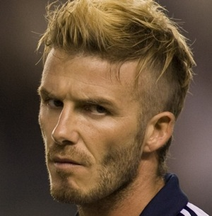 David Beckham looks like shit these days
