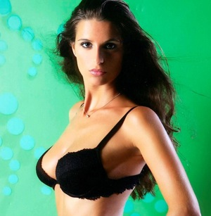 The Football WAG Index No.17: Cristina de Pin