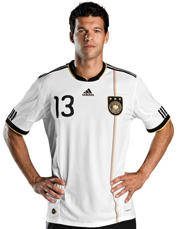 89f5cc55e8b Germany's new adidas World Cup kit is an instant classic | Who Ate ...