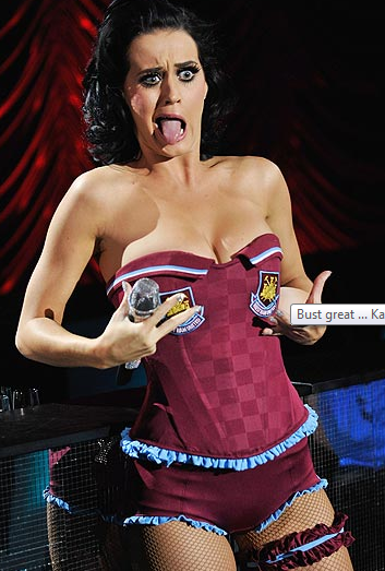 katy perry west ham