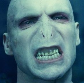Shit Lookalikes: Rio Ferdinand and Lord Voldemort, Harry Potter villain