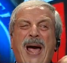 Football Video: Crazed Italian commentator in no way conforms to Italian stereotype