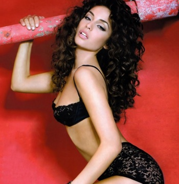 The Football WAG Index No.16: Raffaella Fico