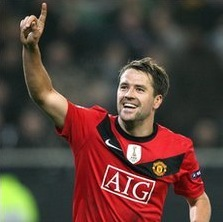 Video: Michael Owen scores hat-trick for Man Utd against Wolfsburg