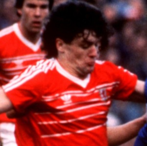 Wonder Goals Classic: Mark Hughes scores thunder volley for Wales v Spain, 1985
