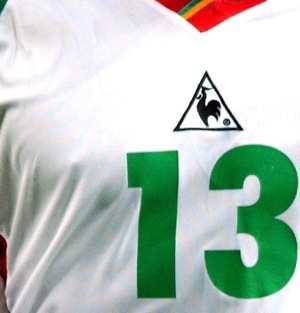 The Fiendish Friday Football Kit Quiz: World Cup special!