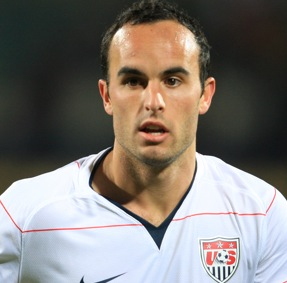Landon Donovan to sign for Everton on loan