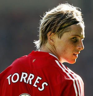 Fernando Torres: I was surprised Everton fans were so friendly