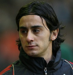Roy Hodgson Doesn't Fancy Alberto Aquilani