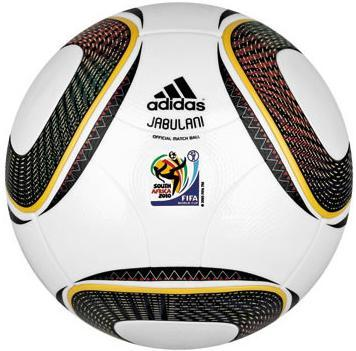 Rate the official World Cup match ball…