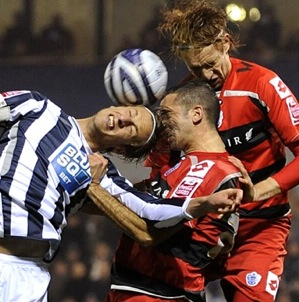 Photos: West Brom 2-2 QPR, Championship