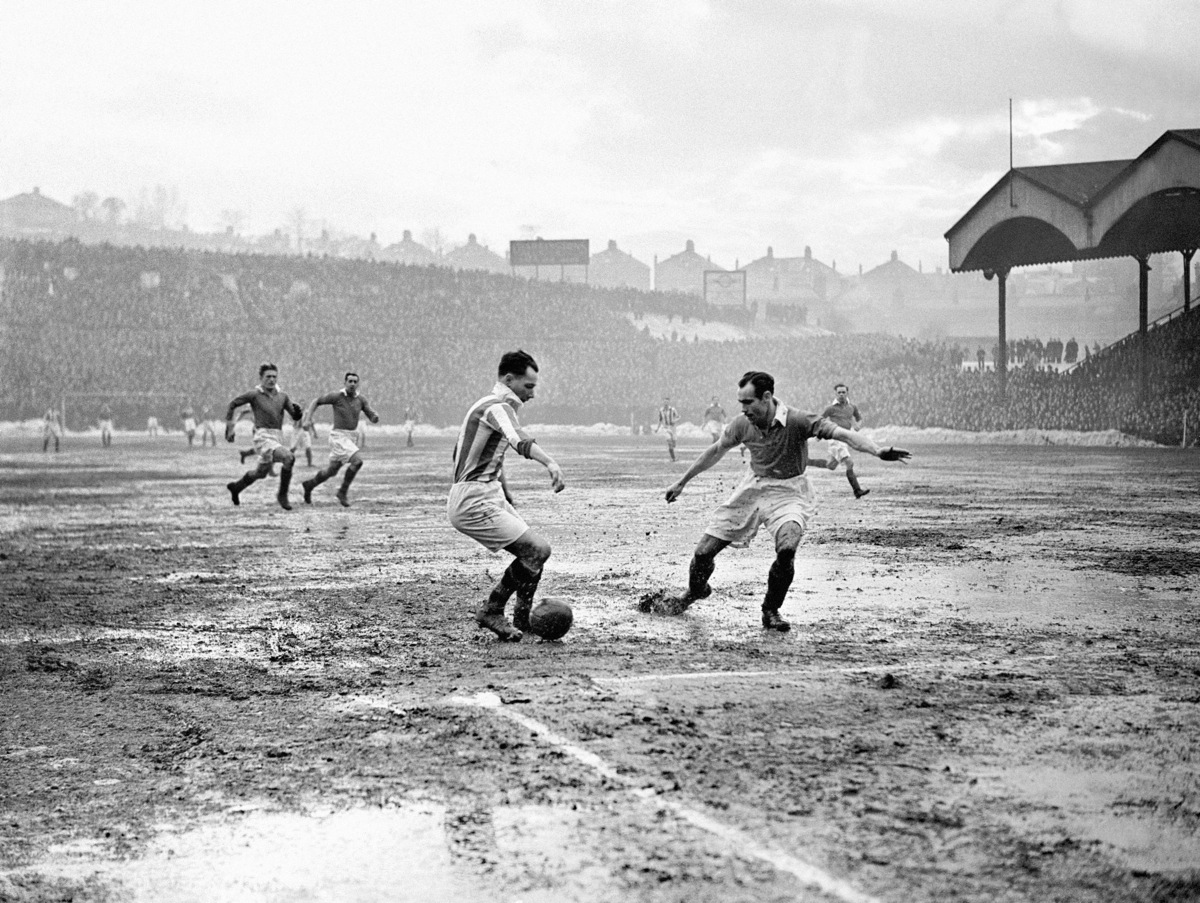The Black-and-White Years: Charlton Athletic v Huddersfield Town