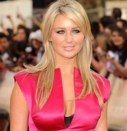 The Football WAG Index No.22: Alex Curran – Steven Gerrard's WAG