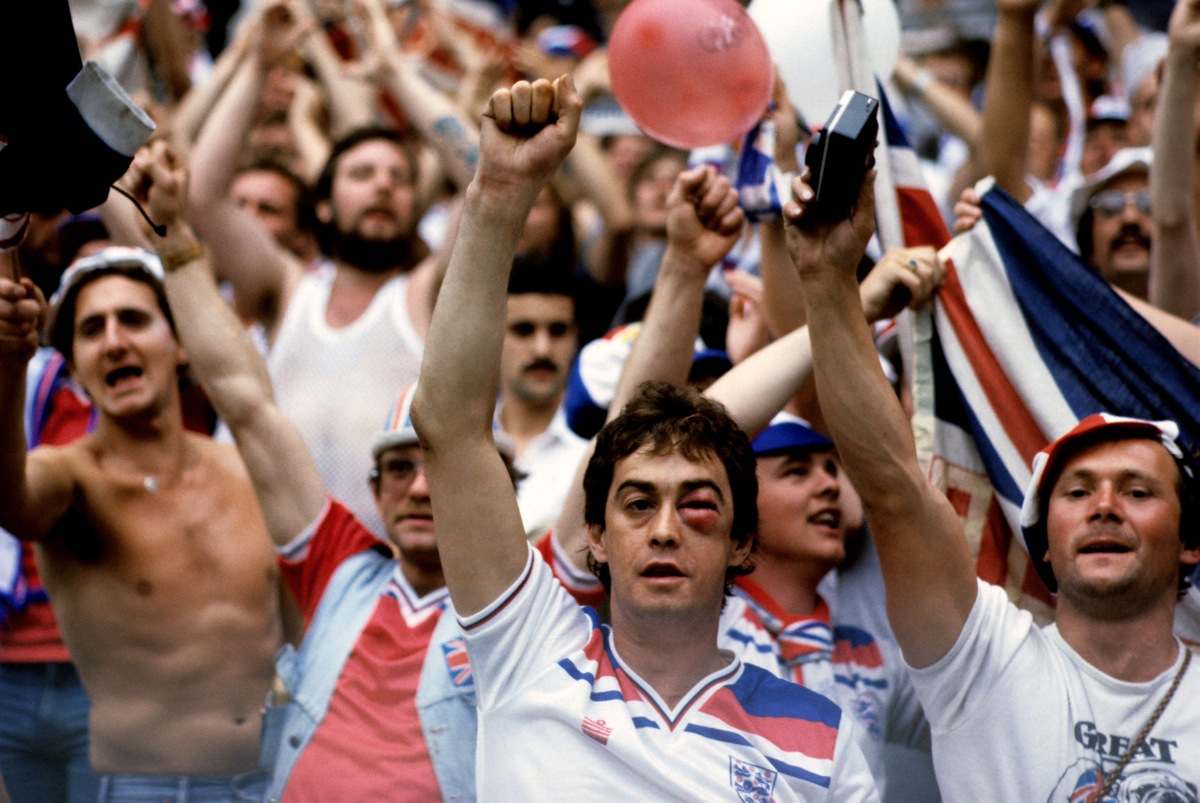 World Cup Flashback: England fans cheer Captain Marvel at ...