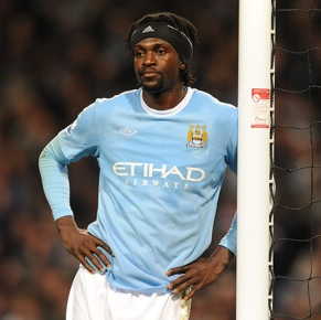 Mercenary Emmanuel Adebayor Sells Himself To Juventus