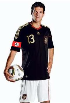 British Tabloid Mocks Germany's 'Nazi-Style Black Shirts' | Who ...