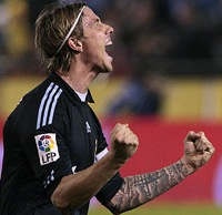 Video: Guti Wows Spain With Brilliant Backheel Assist Against Deportivo