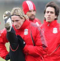 Photos: Liverpool Train At Melwood For Unirea Return Leg
