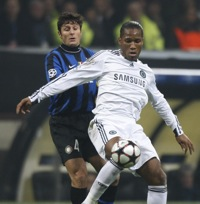 Photos: Inter 2-1 Chelsea – Advantage Mourinho?