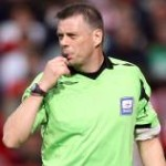 Referee Mark Halsey Set To Return After Illness