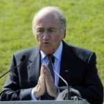 Sepp Blatter Planning To Scrap Offside Rule?