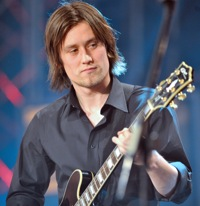 On Guitar… Tomas Rosicky