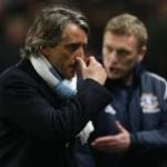 FA Charge Roberto Mancini Following Everton Scuffle
