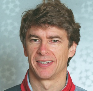 Arsene Wenger Was A Herculean Hunk (With Video Evidence)