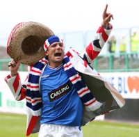Photos: Rangers Win Scottish League Title – What Now For Walter Smith?