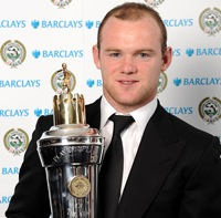 Wayne Rooney Wins PFA Player Of The Year, James Milner Takes Young Player Award (With Photos)