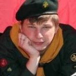 Photos: Andrey Arshavin Dressed As A Cub Scout