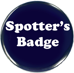 spotters badge