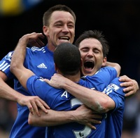 Photos: Chelsea 8-0 Wigan – Ancelotti's Chelsea Win Premier League