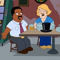 Sh*t Lookalikes: Terry Yorath & Terry Kimple From 'The Cleveland Show'