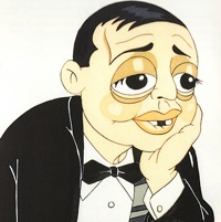 World Cup Shit Lookalikes: Mesut Ozil & Young Peter Lorre