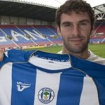 Wigan Athletic Sign Argentinian Striker Mauro Boselli