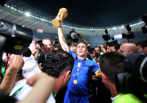 fabio cannavaro dubai. Fabio Cannavaro who,
