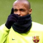 Barcelona Agree To Release Thierry Henry