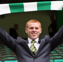 In Pictures: Neil Lennon Unveiled As Celtic Manager