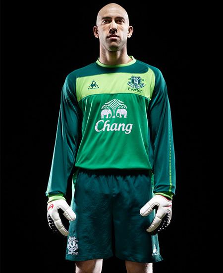 Blackpool Goalkeeper Kit