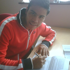 West Ham United Sign Pablo Barrera (With Photo)