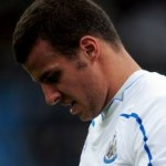 Newcastle Defender Steven Taylor Out For Three Months With Shoulder Injury
