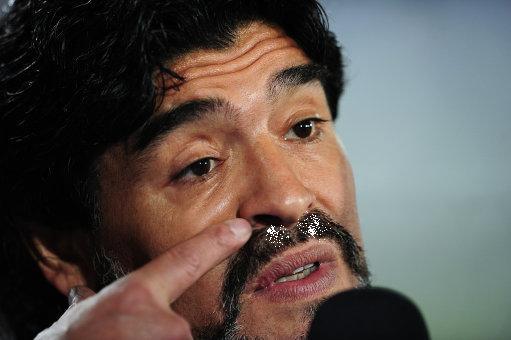Diego Maradona Steps Down As Argentina Coach Who Ate All
