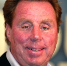 Football GIF: Harry Redknapp's Infinite Twitch