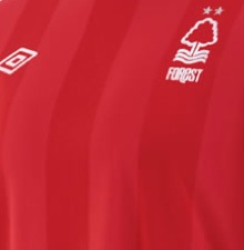 New Nottingham Forest Home Kit Is Extremely Plain