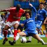 Soccer - FA Barclays Premiership - Chelsea v Charlton Athletic - Stamford Bridge
