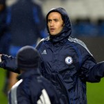 Soccer - UEFA Champions League - Group A - Chelsea v Levski Sofia - Training - Stamford Bridge