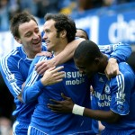 Soccer - Barclays Premier League - Chelsea v Middlesbrough - Stamford Bridge